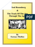 Alfred Rosenberg & the Track of the Jew Through the Ages