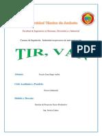 TIR-VAR