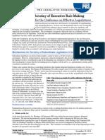Parliamentary Scrutiny of Executive Rule Making.pdf