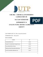 Lab Report Exp 14