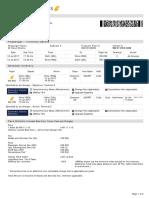 Jet Airways Web Booking ETicket ( GDVAIV ) - Khanna
