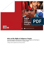 India and the Rights of Indigenous People