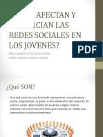 Como Afectan y Benefician Las Redes Sociales