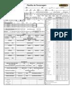 (Ficha) D&D 3.5 Interativa Vitor