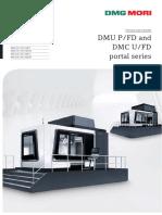 Pm0uk Dmu p Fd and Dmc u Fd Portal Series PDF Data