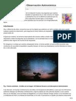Simplementeeluniverso.blogspot.mx-breve Historia de La Observación Astronómica