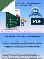 Valid CAS-002 CompTIA Exam Dumps - CAS-002 Dumps PDF Exam Questions Dumps4Download