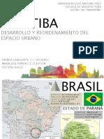 """Curitiba """"Ciudad Ecológica"""" - Desarrollo y Reordenamiento del Espacio Urbano"""