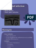 Intracranial Infection