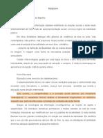 RESENHA_Muniz Sodré. Antropológica Do Espelho.