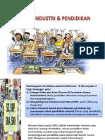 Sosiologi Industri & Pendidikan