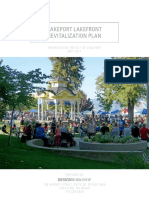 Lakeport Lakefront Revitalization Plan