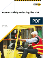 ISBN Forklift Safety Reducing the Risk Handbook for Workplaces 2006 02