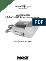 Lifedop l350r User Manual