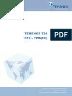 R12 Model Bank TWS(EE) Deployment Guide