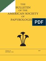 bulletin of papyrology.pdf