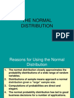 The Normal Distribution1