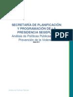 CPPB ESTUDIO Guate Analisis de Politicas Publicas