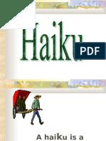 Haiku Power Point