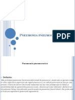 Pneumonia Pneumococica