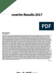 Aviva 2017 Interim Results Analyst Presentation
