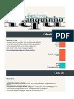 Calculadora e Lista de Alimentos Dieta Dos Pontos Senhor Tanquinho v3 (1)