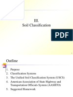 Topic Soil Classification