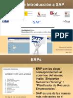 Inrtoducción - SAP