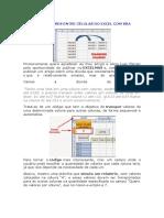 Transpor Valores Entre Células Do Excel Com Vba