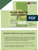 Presentacion Revista Cientifica Salud Uninorte