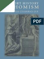 Romanus Cessario, Romanus Cessario O. P.-A Short History of Thomism  -Catholic University of America Press (2005).pdf