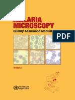 Malaria Microscopy WHO.pdf