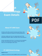 Preparing for IIT JAM Biotechnology Exam? Get complete details here!