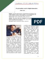 Erich Fromm – Da psicanálise social à religião humanista