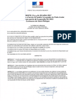 20180804 Arrêté Interdiction Accès Grotte Puits Arabe