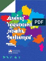 L'Atlas Régional de La Culture 2017 du DEPS