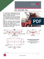 Equipment Data Sheet Bolster 300t