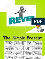 Simple Present and Present Continuous (Practice - Review) PPT