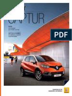 Brochure Renault Captur