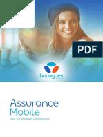 Brochure Assurance Mobile SPB