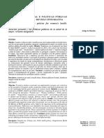 JORGE, Herla Maria Furtado Et Al. Assistência Pré-natal e Políticas Públicas de Saúde Da Mulher Revisão Integrativa