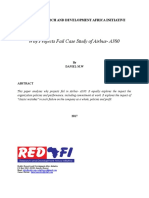 REDAFI AirBus a 380 Project