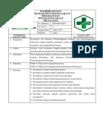 1.2.5.1 Sop Koordinasi Dan Integrasi Penyelenggaran Program Dan Penyelenggaraan Pelayanan