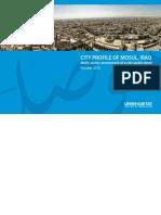 UN-Habitat MosulCityProfile V5