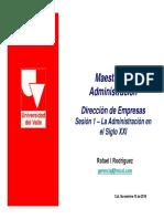 Sesión 1 - La Administración en el Siglo 21.pdf