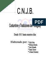Costumbres y Tradiciones Del Paraguay