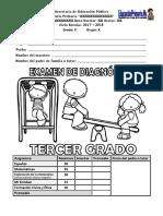 ExamenDiagnostico3ero17-18