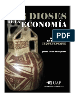 Deza Jaime-Los Dioses de La Economia