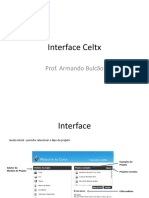 Interface Celtx