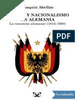 Nación y nacionalismo en Alemania - Joaquin Abellan.pdf
